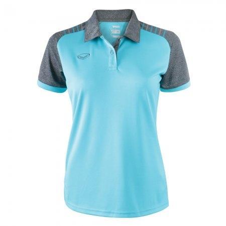 เสื้อโปโลหญิงแกรนด์สปอร์ต (สีฟ้า)รหัสสินค้า : 012765