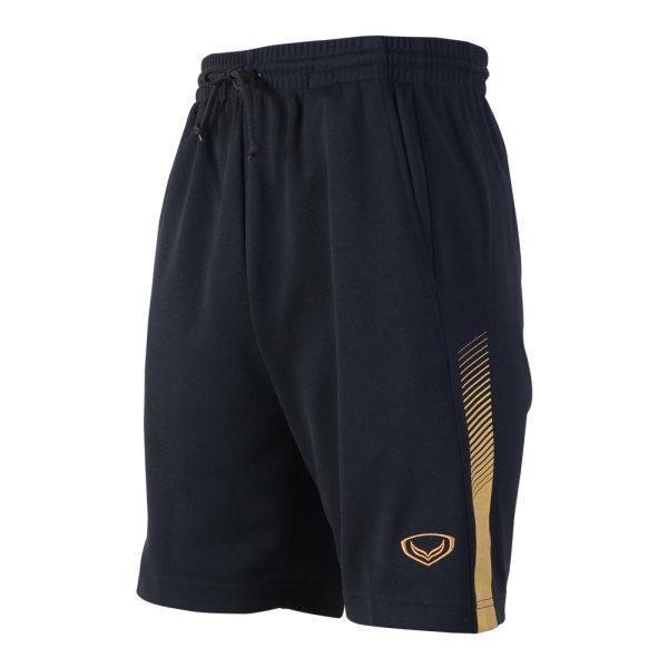 กางเกงลำลองขาสั้น แกรนด์สปอร์ต (สีดำ) รหัส :024084