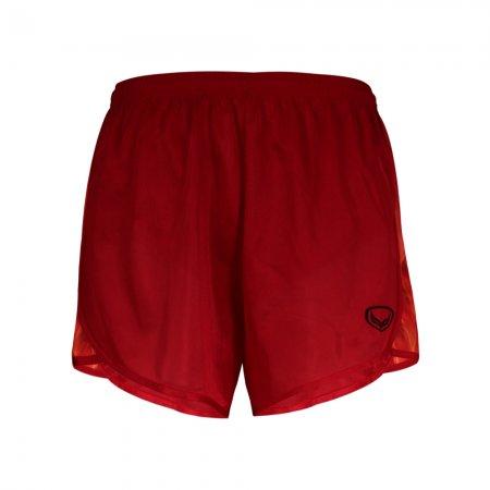 กางเกงวิ่งผ้าพิมพ์ลาย(สีแดง) รหัส :007125