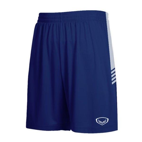 แกรนด์สปอร์ตกางเกงกีฬาฟุตบอล รหัสสินค้า:001465  (สีกรม)
