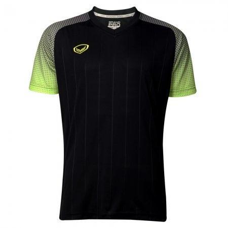 เสื้อฟุตบอล Grand pro (สีดำ) รหัส: 038299