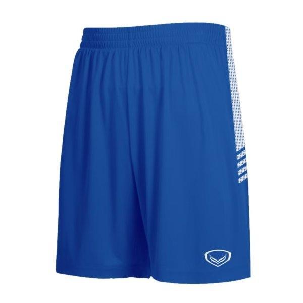 แกรนด์สปอร์ตกางเกงกีฬาฟุตบอล รหัสสินค้า:001465  (สีน้ำเงิน)