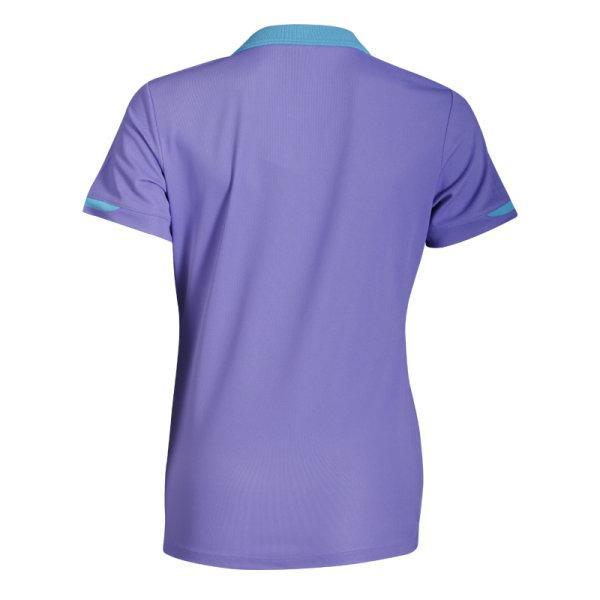 เสื้อโปโลหญิงสีม่วงแกรนด์สปอร์ตรหัส:012753