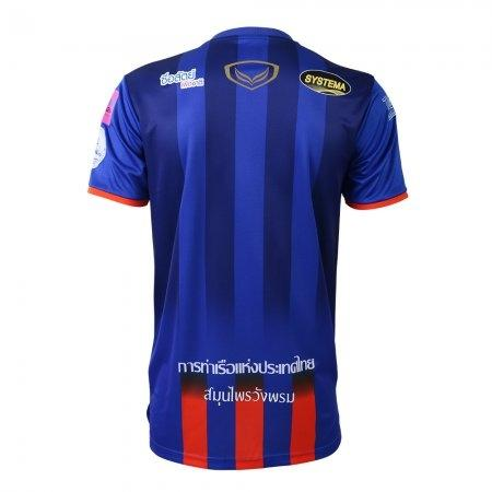 แกรนด์สปอร์ต เสื้อแข่งทีมท่าเรือ 2019(สีน้ำเงิน) รหัส :038929