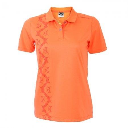 เสื้อโปโลหญิงแกรนด์สปอร์ต (สีส้ม)รหัสสินค้า : 012766