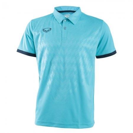 เสื้อโปโลชายแกรนด์สปอร์ต (สีฟ้า)รหัสสินค้า : 012561