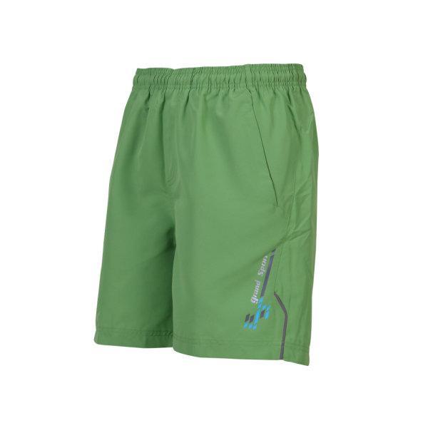 แกรนด์สปอร์ต กางเกงขาสั้น (สีเขียว) รหัส: 002182