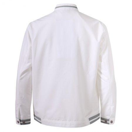 แกรนด์สปอร์ตเสื้อแจ็คเก็ต รหัส: 020644 (สีขาว)