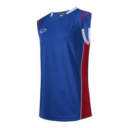 เสื้อบาสเกตบอลแกรนด์สปอร์ตหญิง(สีน้ำเงิน)รหัส:013153