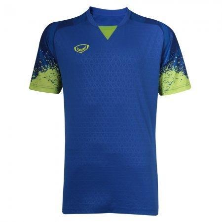 เสื้อฟุตบอลแกรนด์สปอร์ตรุ่น คาเมเลี่ยน(สีน้ำเงิน) รหัส:038300
