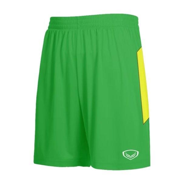 แกรนด์สปอร์ตกางเกงกีฬาฟุตบอล (สีเขียว) รหัส :001464