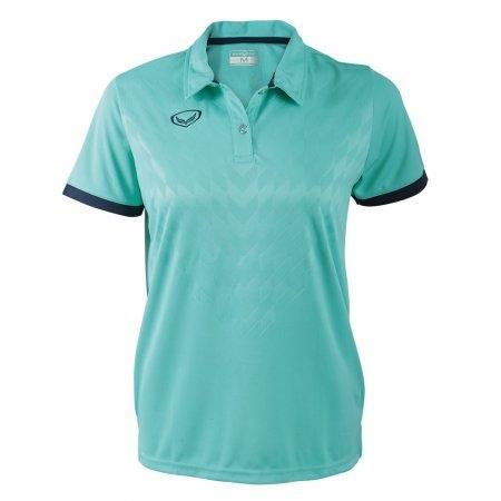 เสื้อโปโลหญิงแกรนด์สปอร์ต (สีเขียว)รหัสสินค้า : 012761