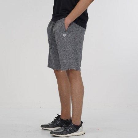 กางเกงลำลองขาสั้นรหัสสินค้า : 024081 (สีเทา)