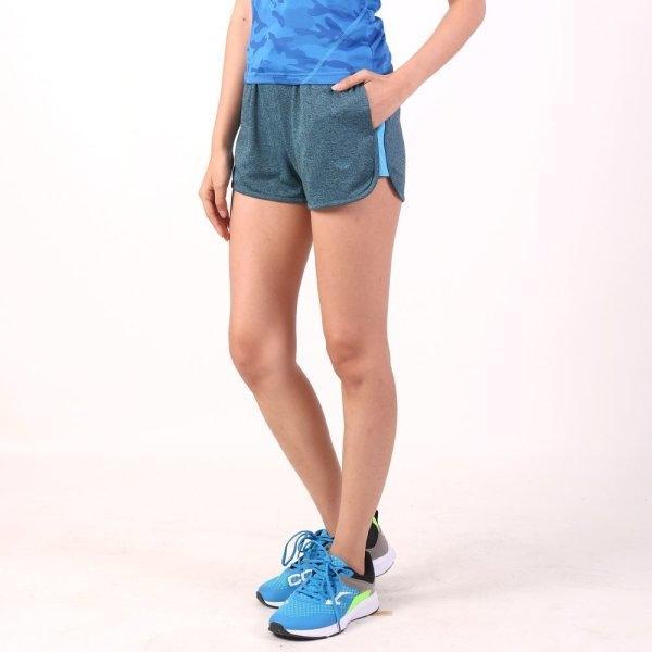 กางเกงขาสั้น แกรนด์สปอร์ต รหัส :028677 (สีฟ้า)