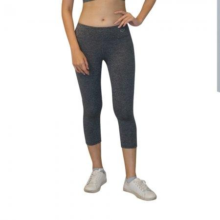 กางเกงออกกำลังกาย 4 ส่วนTop dyed(สีเทา) รหัส:028491