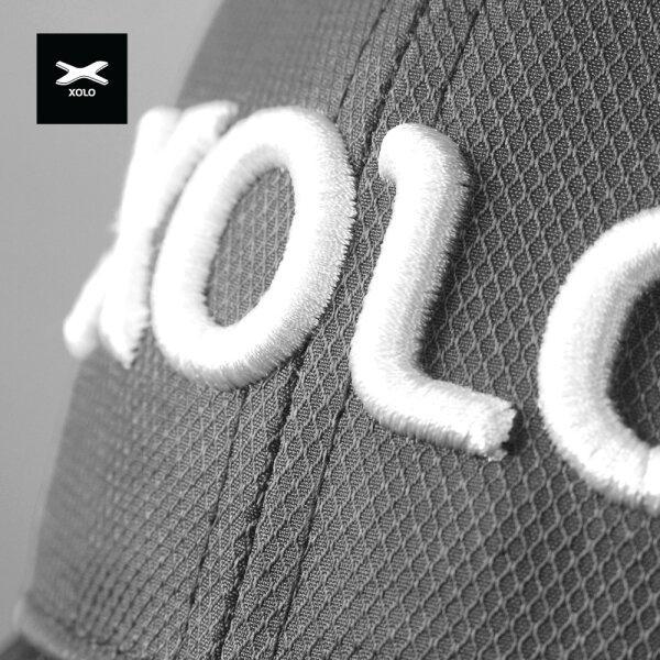 XOLO EMB. Cap Code: 041025 (ฺGrey)