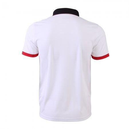 เสื้อโปโลคอปกเมืองทอง 2019 รหัสสินค้า : 040501 (สีขาว)