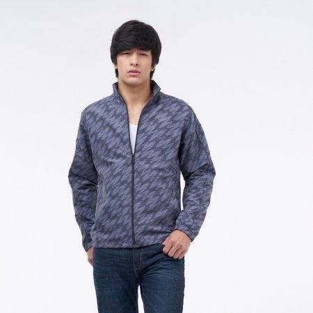 เสื้อแจ็คเก็ตแกรนด์สปอร์ต (สีเทา) รหัส : 020198