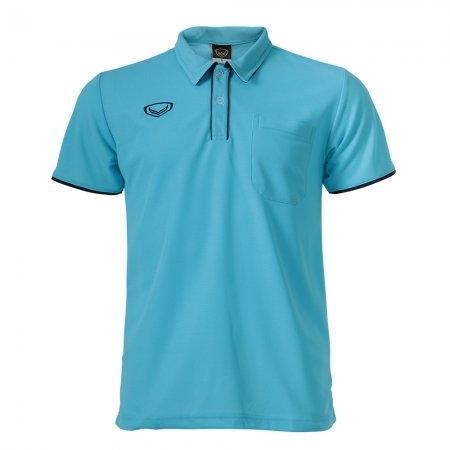 เสื้อโปโลชายแกรนด์สปอร์ต (สีฟ้า)รหัสสินค้า : 012562