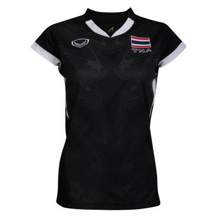 แกรนด์สปอร์ต เสื้อกีฬาวอลเลย์บอลหญิงซีเกมส์ 2017 รหัส : 014230