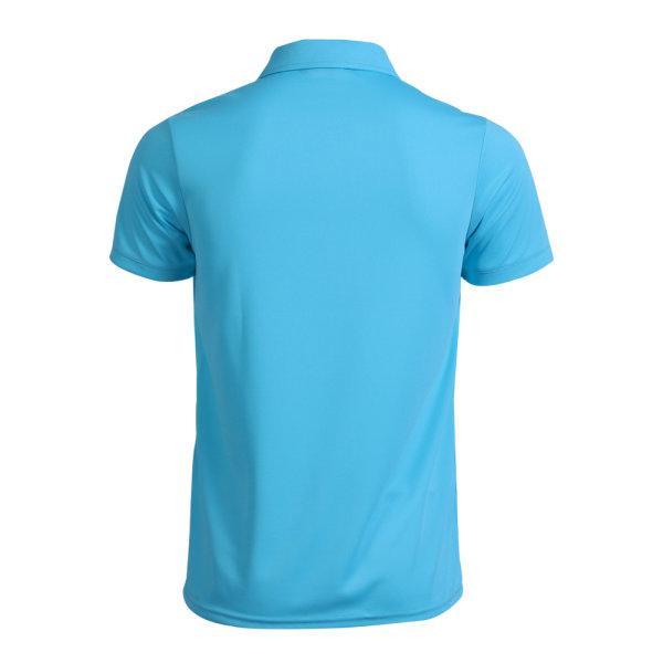 เสื้อโปโลชายแกรนด์สปอร์ต รหัสสินค้า : 012572 (สีฟ้า)