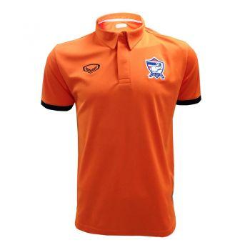 แกรนด์สปอร์ตเสื้อโปโลฟุตบอลทีมชาติ (สีส้ม)