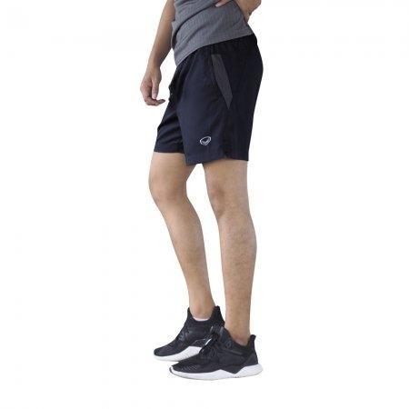 กางเกงออกกำลังกายขาสั้น แกรนด์สปอร์ต(สีดำ) รหัส :028467