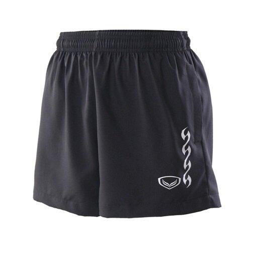 กางเกงกีฬาขาสั้น(เทเบิลเทนนิส) แกรนด์สปอร์ต (โอลิมปิก 2020) รหัส : 074044(สีดำ)