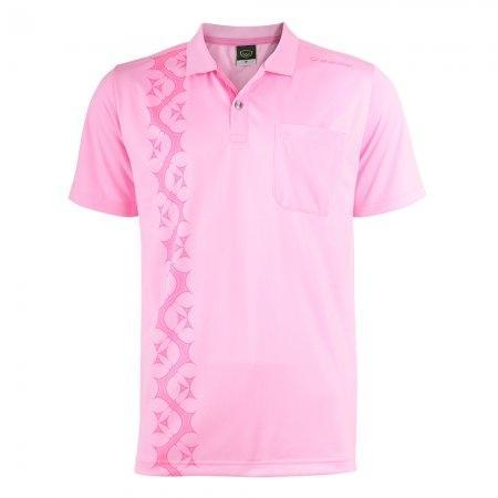 เสื้อโปโลชายแกรนด์สปอร์ต (สีชมพู)รหัสสินค้า : 012566