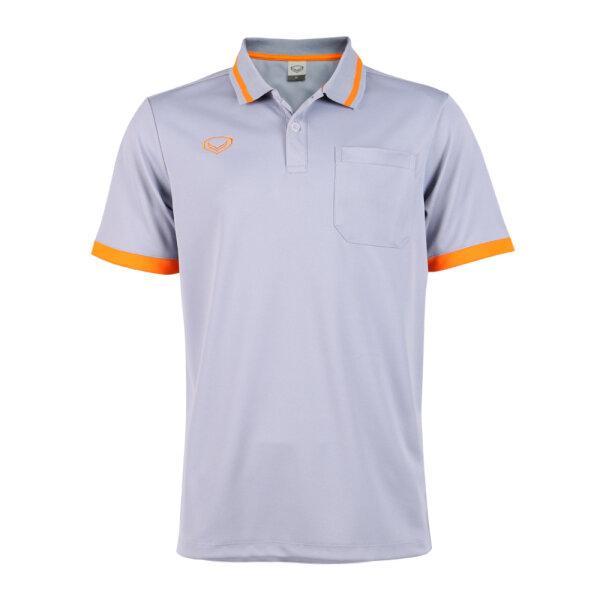 เสื้อโปโลชายแกรนด์สปอร์ต รหัสสินค้า : 012585 (สีเทา)