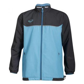 เสื้อแทร็คสูทแกรนด์สปอร์ต(สีฟ้าเทา) รหัส:020186
