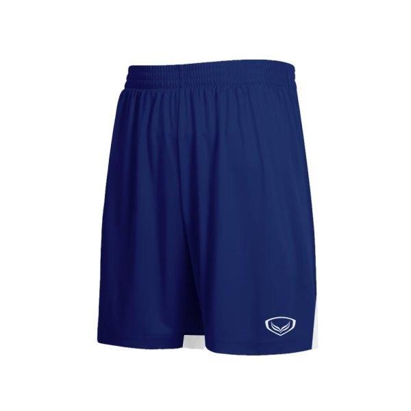 กางเกงกีฬาฟุตบอล แกรนด์สปอร์ต รหัส : 001542 (สีกรม)