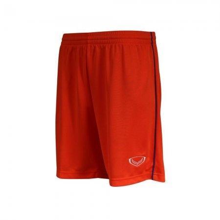 กางเกงขาสั้น กีฬาฟุตบอล รหัส: 037282 (ส้ม-น้ำเงิน)