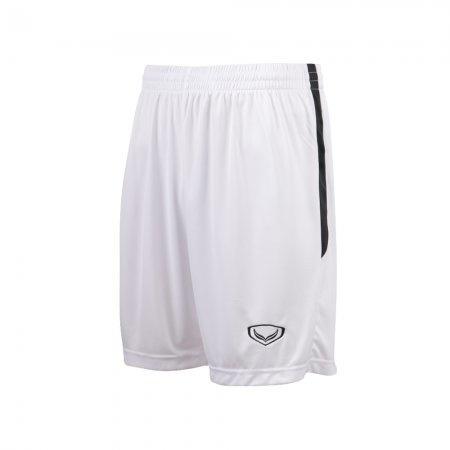 กางเกงฟุตบอลตัดต่อ แกรนด์สปอร์ต (สีขาว) รหัส : 001529