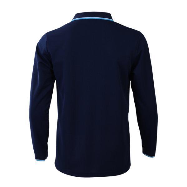 เสื้อโปโลชายแขนยาวแกรนด์สปอร์ต(สีกรม) รหัส:012579