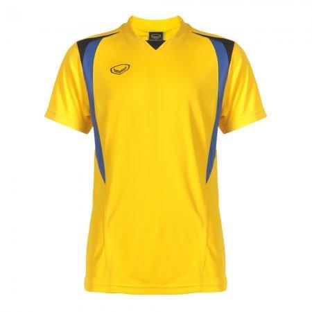เสื้อวอลเลย์บอลตัดต่อชาย แกรนด์สปอร์ต (สีเหลือง) รหัส : 014242