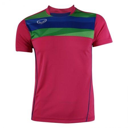 เสื้อฟุตบอลแกรนด์สปอร์ต (สีบานเย็น) รหัส:011527