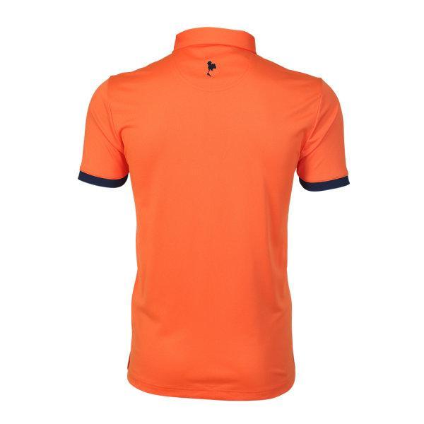 เสื้อโปโลคอปกทีมSWATCAT 2020 รหัสสินค้า : 022022 (สีส้ม)