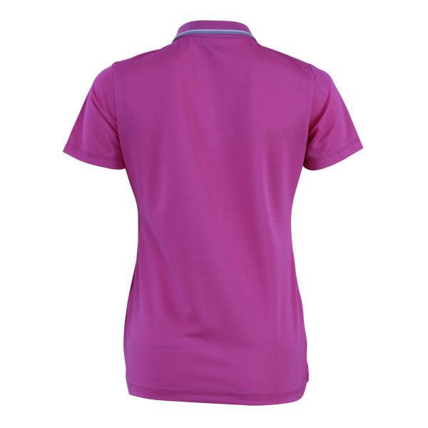 เสื้อโปโลหญิงสีม่วงแกรนด์สปอร์ต รหัส :012769
