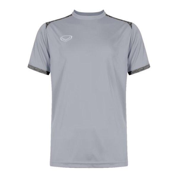 เสื้อกีฬาฟุตบอลตัดต่อรหัส: 011472 (สีเทา)