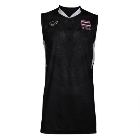 แกรนด์สปอร์ต เสื้อกีฬาวอลเลย์บอลชายซีเกมส์ 2017 รหัส : 014229