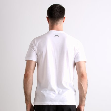 XOLO X-FLASH T- SHIRT   /  Code:040007  (White)