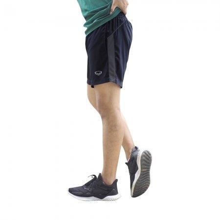 กางเกงออกกำลังกายขาสั้น แกรนด์สปอร์ต(สีดำ) รหัส:028466