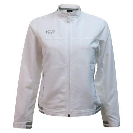 แกรนด์สปอร์ตเสื้อแจ็คเก็ต(หญิง) รหัส: 020645 (สีขาว)