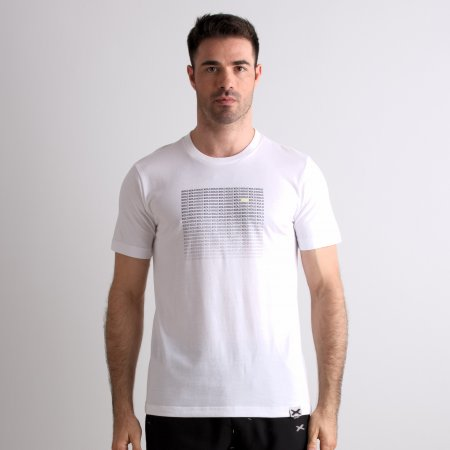 MEN'S XOLO Short sleeve T-shirt(White) Code:040008