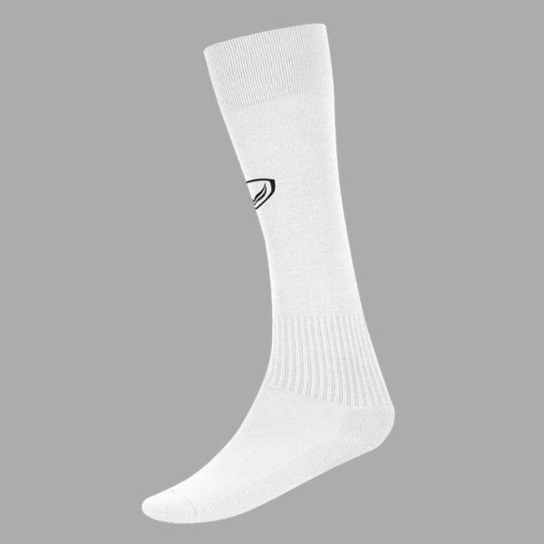 แกรนด์สปอร์ต ถุงเท้ากีฬาฟุตบอลทอลาย(สีขาว) รหัส: 025006
