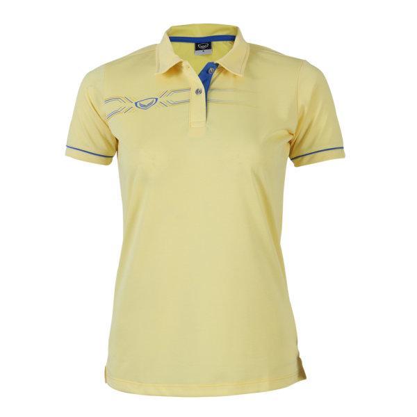เสื้อโปโลหญิงแกรนด์สปอร์ต (สีเหลือง)รหัสสินค้า : 012774