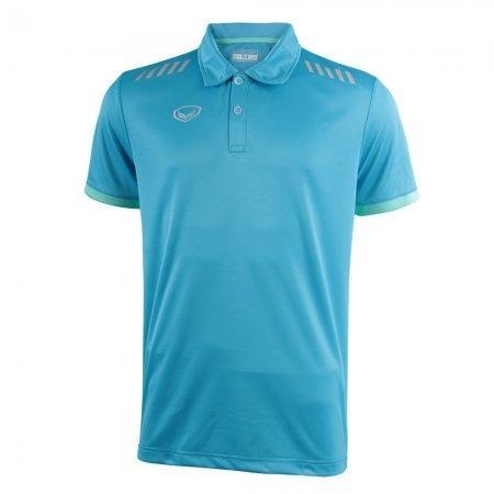 เสื้อโปโล แกรนด์สปอร์ต (สีฟ้าเข้ม) รหัสสินค้า : 072038