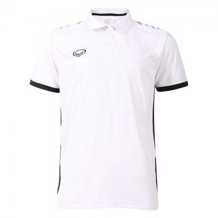 เสื้อโปโลชาย แกรนด์สปอร์ต (สีขาว) รหัส: 072035