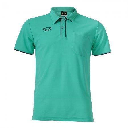 เสื้อโปโลชายแกรนด์สปอร์ต (สีเขียว)รหัสสินค้า : 012562